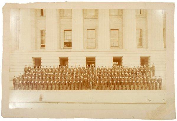 5024: Mathew B. Brady, Mammoth Civil War Photograph