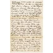 1868 JAPAN BOSHIN WAR w/Great U.S. Content Letter