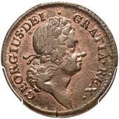 1723 Rosa Americana Penny. PCGS VF-35 Pattern
