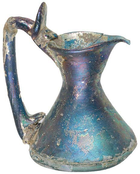 3223: Islamic Pitcher from Persia or Egypt