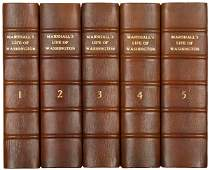 2269 1807 LIFE OF WASHINGTON BY MARSHALL