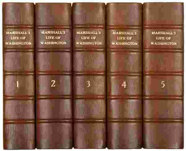 2269: 1807, LIFE OF WASHINGTON, BY MARSHALL