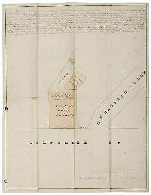Abner Doubleday Signed Document and Mortgage