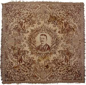 2289: T. Roosevelt Rough Riders Tapestry