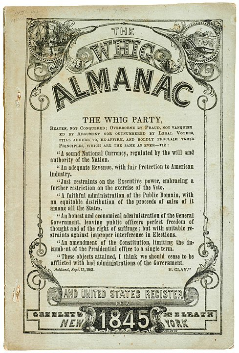 5022: Almanac with Declaration and Constitution Text