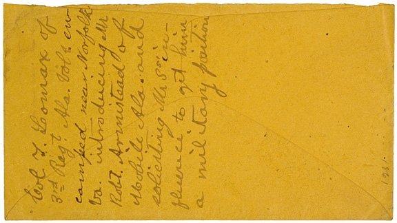 3018: ALEXANDER H. STEPHENS Archive Civil War Covers