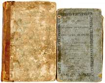 3091: Two Early Shipwreck Accounts 1823 + 1832