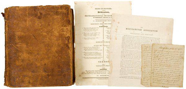 REV. SAMUEL DUNBAR EULOGY - 1783