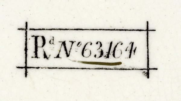 420: QUEEN VICTORIA 1887 Commemorative Jubilee Plate - 2