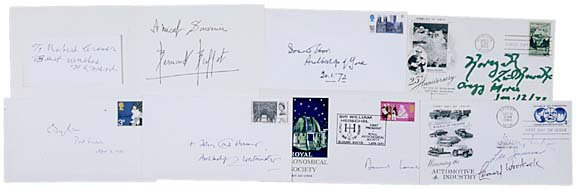 2017: Celebrity Autograph Assortment, HENRY FORD