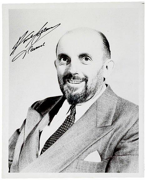 1: ANSEL ADAMS Signed Photograph