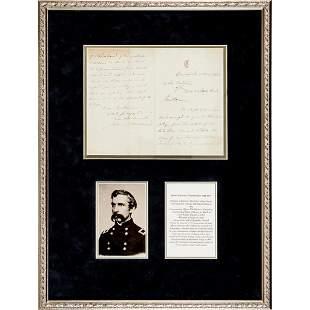 General JOSHUA LAWRENCE CHAMBERLAIN ALS Display