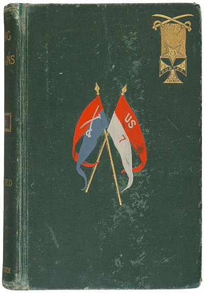 15: GEORGE ARMSTRONG CUSTER, Wife's Unsigned Book