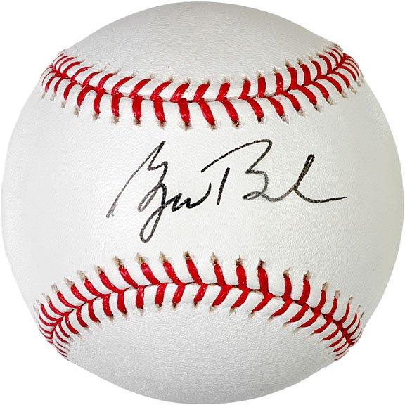 32: GEORGE W. BUSH, Signed Official ML Baseball