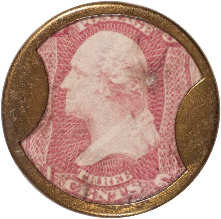 EP-54, HB-202, S-146, Reed-PE03. Three Cent. PEARCE, TO