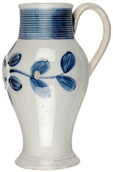 3015: c. 1760, George III Pottery Jug