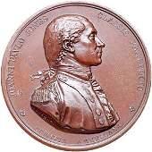 Lot 1082:Original John Paul Jones Naval Medal