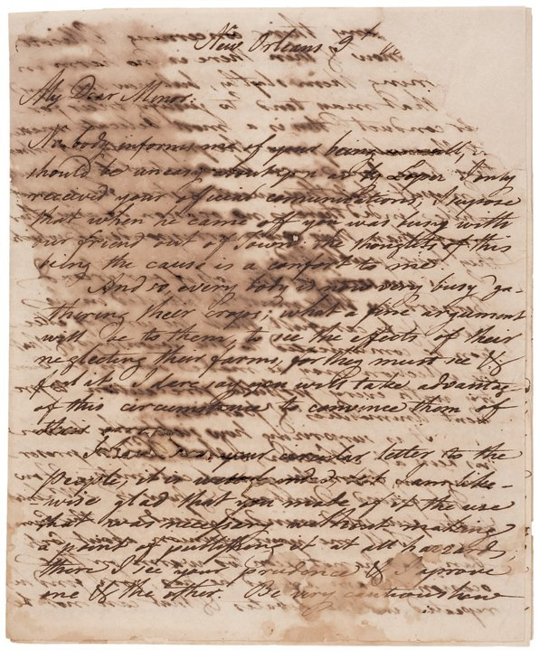(PINCKNEY'S TREATY) Transfer of Natchez to the US