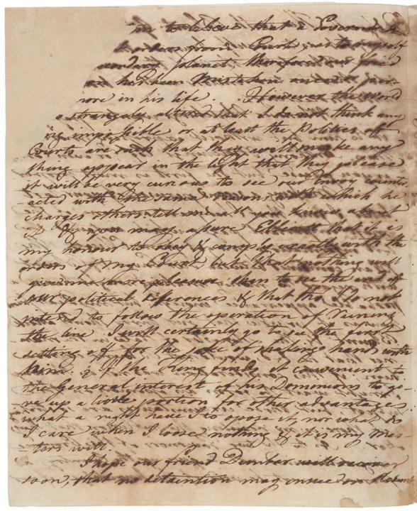 (PINCKNEY'S TREATY) Transfer of Natchez to the US - 4