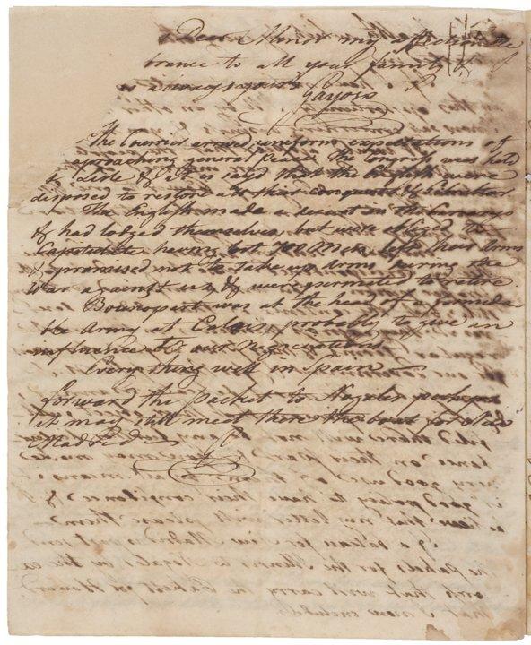 (PINCKNEY'S TREATY) Transfer of Natchez to the US - 6