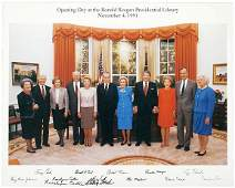 Lot 77: Rosalyn Carter, Betty Ford Signed