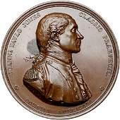 Lot 1183: John Paul Jones Naval Medal