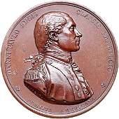 Lot 1192: John Paul Jones Naval Medal