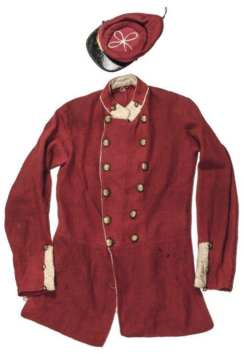 Red Coats Civil War
