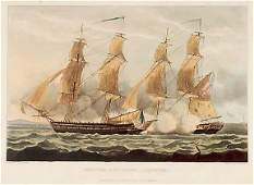 War of 1812 Naval Print