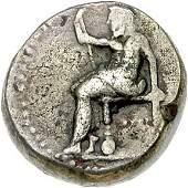 Lot 1064: Mesopotamia, Silver Tetradrachm