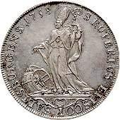 Austria  Salzburg 1758 Taler