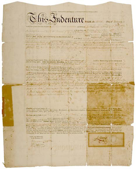 2024: JAMES MADISON, Document Signed as President 1814