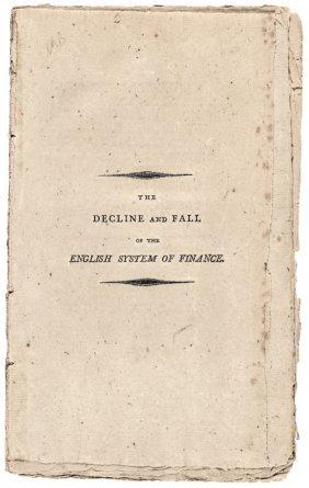 1796 Thomas Paine Printed Pamphlet