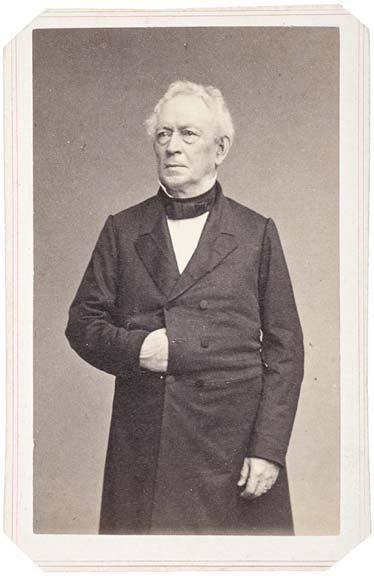 2322: CIVIL WAR, CDV, Great Orator, Edward Everett