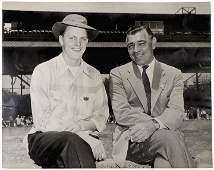 Large CLARK GABLE Signed Photograph