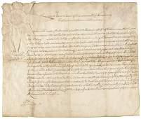 1787 Boldly Signed BENJAMIN FRANKLIN Land Grant
