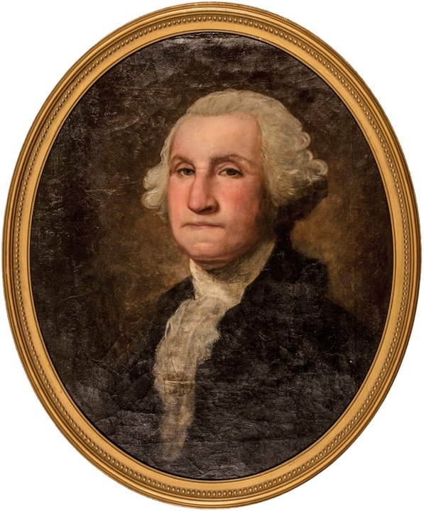 Samuel Woodson Price, George Washington Portrait - 2