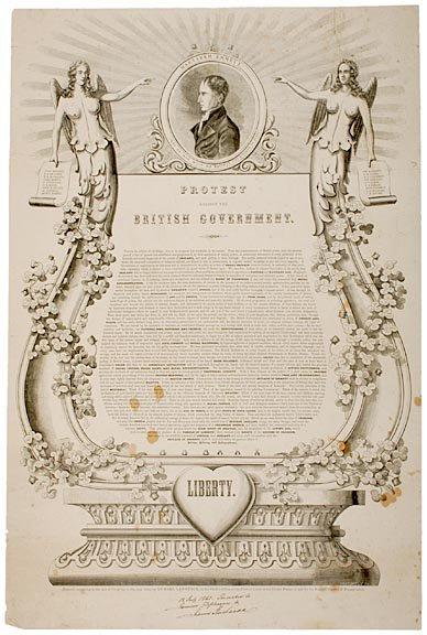19: JAMES BUCHANAN, Autograph Document Signed, 1861