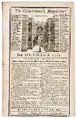 4005: 1760, THE GENTLEMANS MAGAZINE, London, England