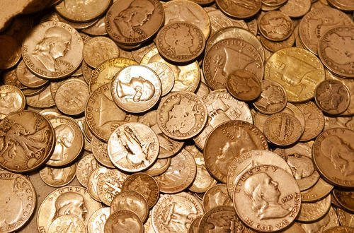 90% Silver Coins - $1 Face Value - 90 Percent Silver