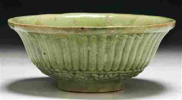 A Chinese Antique LONGQUAN YAO Porcelain Bowl