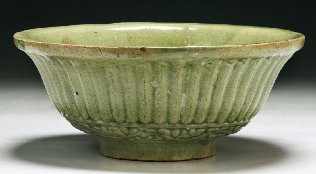 A Chinese Antique LONGQUAN YAO Porcelain Bowl