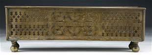 Antique Chinese 18th/19th C. Bronze Box