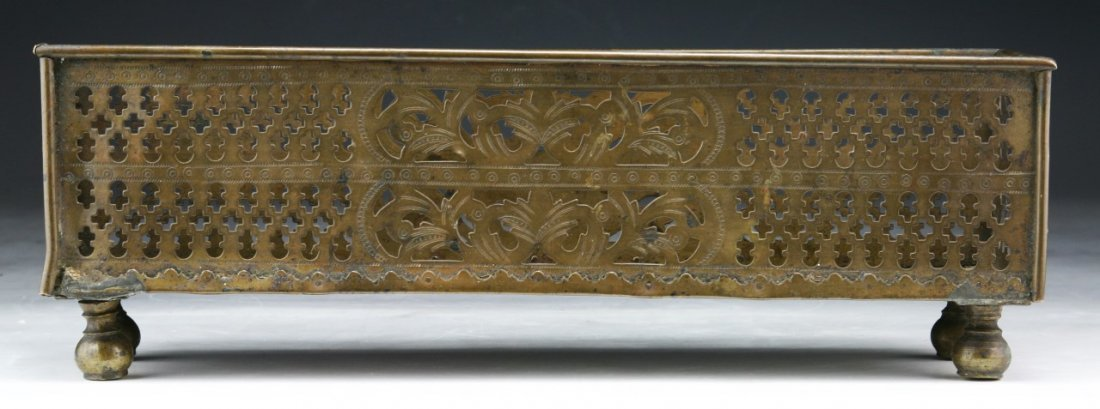 Antique Chinese 18th/19th C. Bronze Box