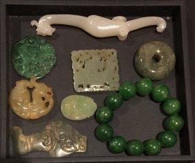 Group Of Jade