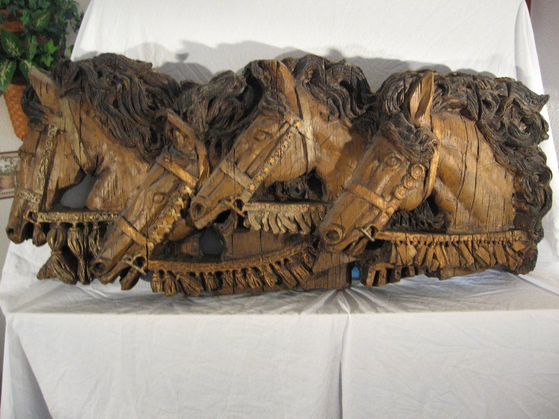 HORSE SCULPTURE - VANGUARD STUDIOS