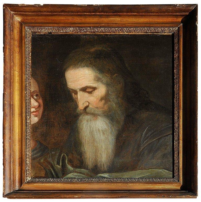 JAN LIEVENS. CERCHIA DI (1607-1674)
