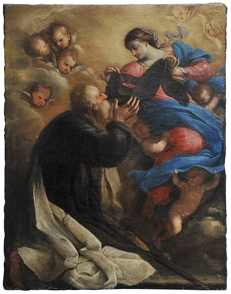 CARLO FRANCESCO NUVOLONE (1608 C. -1661) O GIUSEPPE NUV