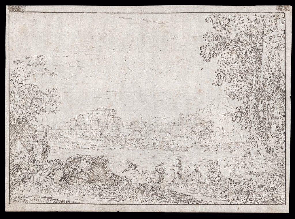 CARLO ANTONIO TAVELLA (1668-1738). CERCHIA DI