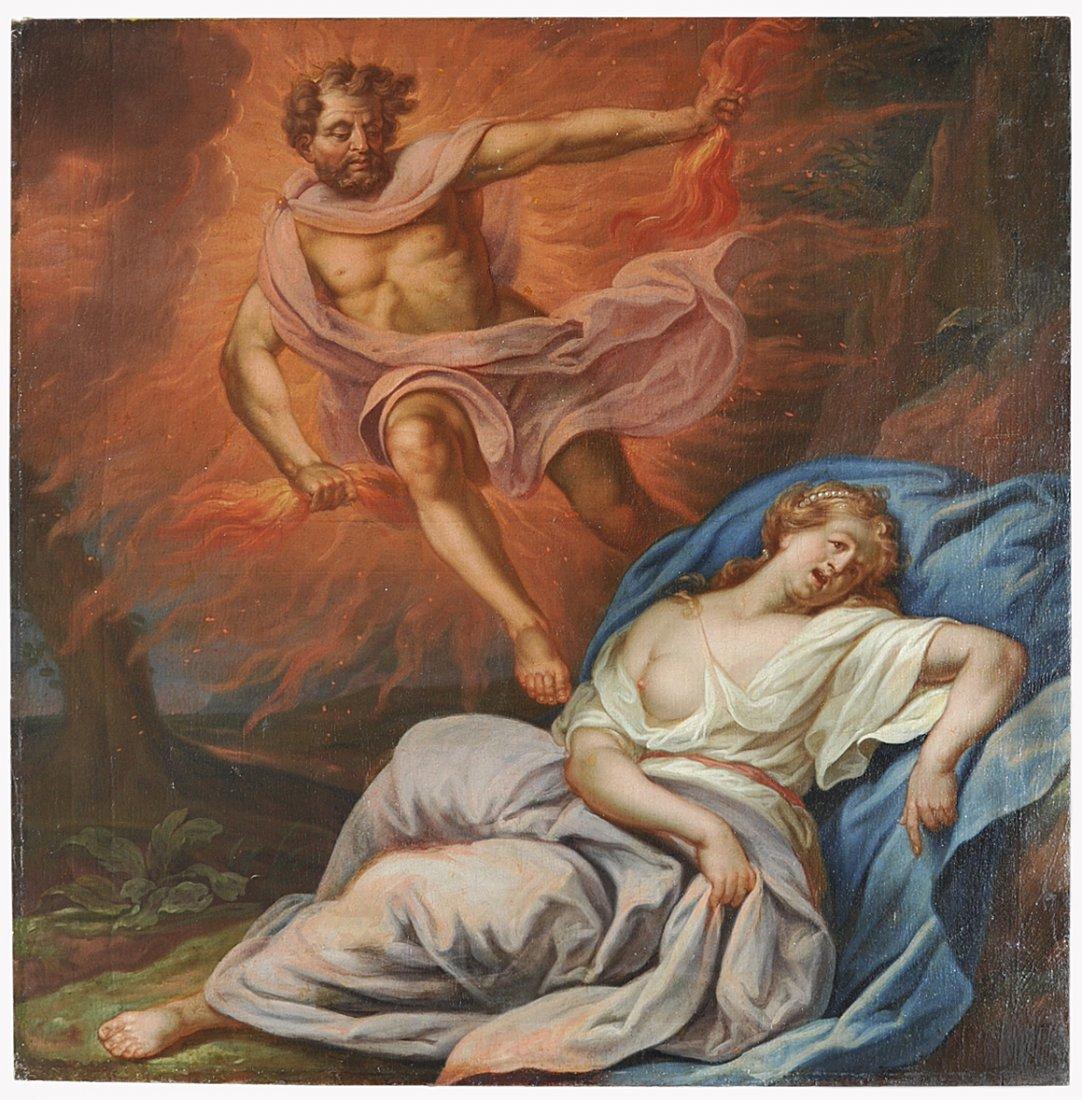 JOACHIM I VON SANDRART (1606-1688). CERCHIA DI